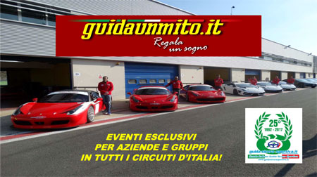 DRIVING EXPERIENCE SPECIAL EXCLUSIVE