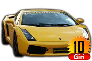 DRIVING EXPERIENCE GALLARDO 10