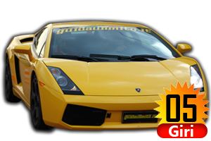 DRIVING EXPERIENCE GALLARDO 05